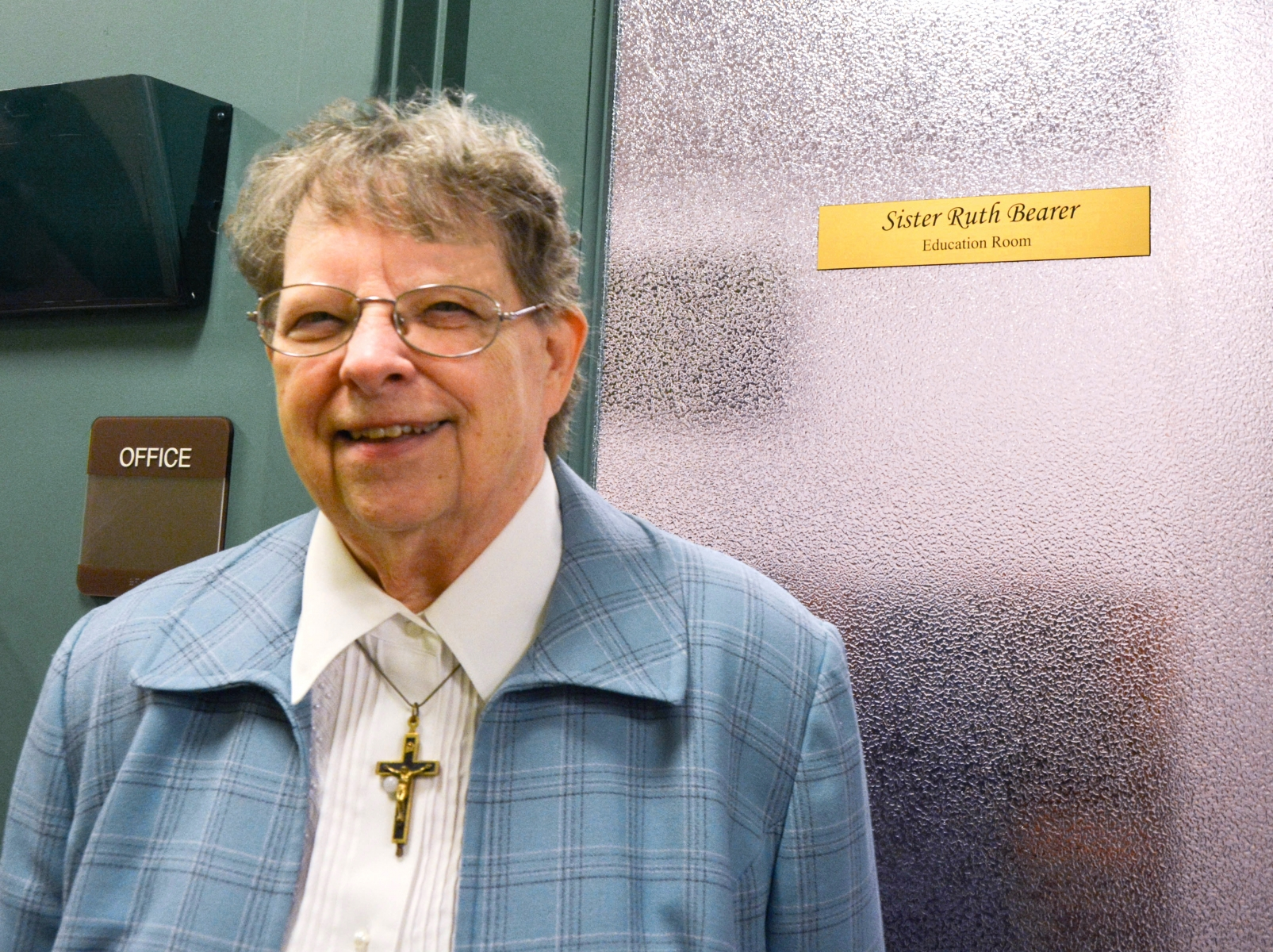 Honoring Sister Ruth Bearer