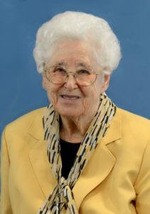 Sister Eleanor McCoy