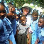 Sister Lynn fulfills longing to visit Haiti