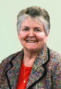 Sister Janice Vanderneck, Director of Civic Engagement at Casa San Jose