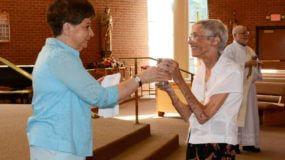 Sister Christine Kresho writes on 'Spirituality and Aging'