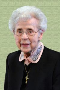 Sister Mary Cordia Grimes
