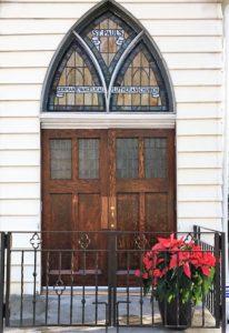 Front doors of Tarenbee