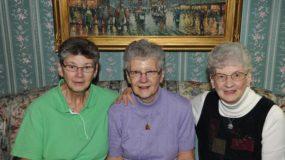 "Scott Sisters receive ""Spirit of Saint Joseph"" award"