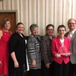 Sisters receive Partner in Caring award